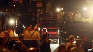 Croatia's ex-PM Ivo Sanader extradited from Austria to Croatia under police escort