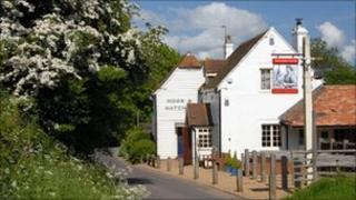 A country pub
