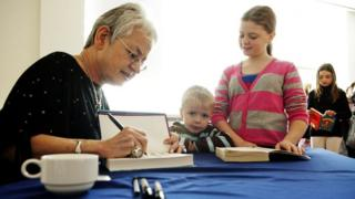 Jacqueline Wilson is recreating her old room to show anyone can be a writer.