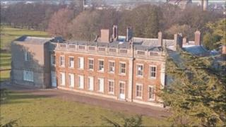 Delapre Abbey in Northampton dates back to the 12th Century