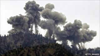 Bin Laden's Tora Bora escape, just months after 9/11