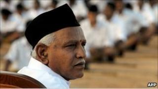 Karnataka Chief Minister BS Yeddyurappa