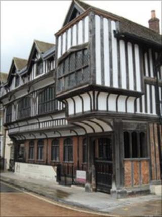The Tudor House Museum