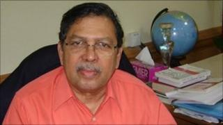 Justice Santosh Hegde
