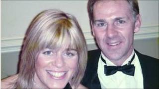 Julie and Mark Stapleton