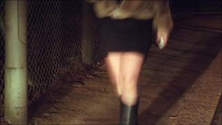 Unidentified prostitute