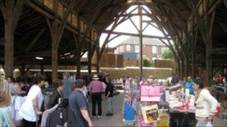 Penistone Market