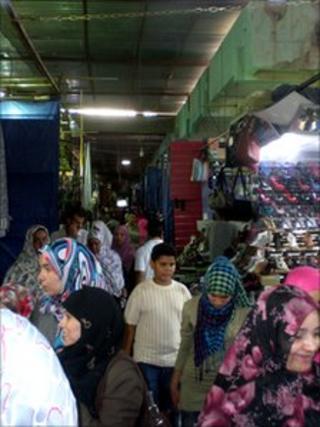 Abu Saleem market, Tripoli