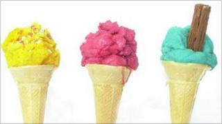 Ice creams