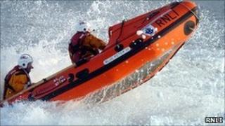 Cleethorpes RNLI lifeboat