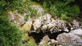 Killiecrankie Gorge. Copyright James Denham and licensed for reuse under Creative Commons Licence
