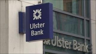 Ulster Bank branch logo