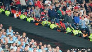 Manchester United v Manchester City at Wembley