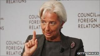 Ms Lagarde speaks at Council on Foreign Relations - 26 July