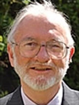 Councillor Donald John Macdonald