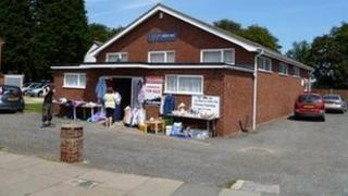 The New Day Christian centre in Skegness