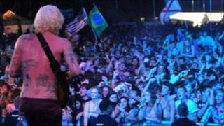 Biffy Clyro at Jersey Live