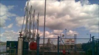 Harbour pumps