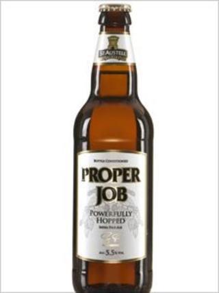 Proper Job beer