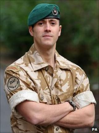 Cpl Stephen Curley