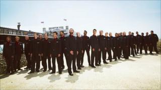 The Brighton and Hove Gay Men's Chorus