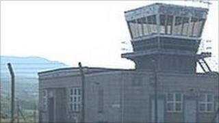 Llanbedr airfield