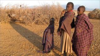 Turkana, North-West Kenya