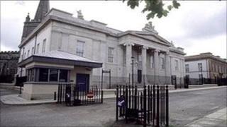 Bishop Street courthouse