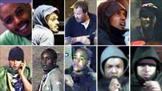 CCTV images released of the suspects