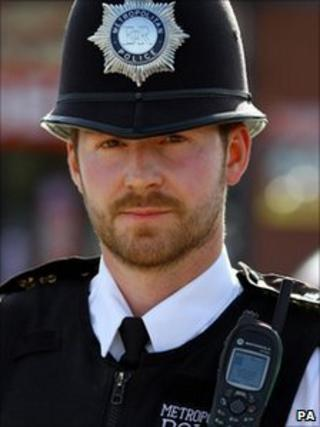 PC Gordon Murphy