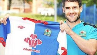 Midfielder David Dunn from Blackburn Rovers