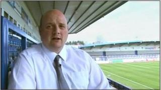 Lee Carter, AFC Telford United Chairman