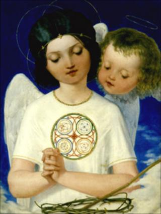 The Seraph's Watch (1847)
