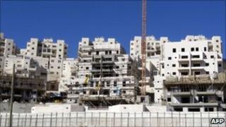 Har Homa settlement 2010