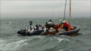 Gosport and Fareham Inshore Rescue Service
