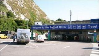 Part of Dover