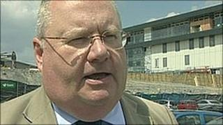 Eric Pickles in Sheffield to launch latest enterprise zone
