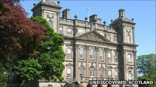 Duff House [Pic: Undiscovered Scotland]
