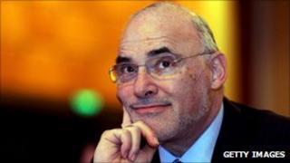 HP chief executive Leo Apotheker