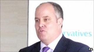Andrew RT Davies, Welsh Tory Leader