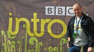 Alan Raw at Leeds Festival