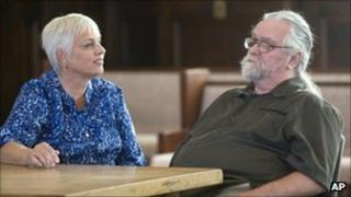 Phillip Seaton and Deborah Seaton