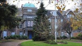 Castel Hospital in Guernsey