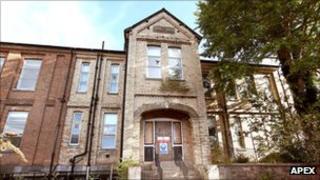 Tiverton District Hospital. Pic: Apex