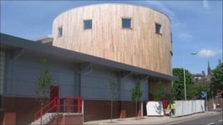 DG One leisure centre