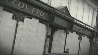Grantham shops
