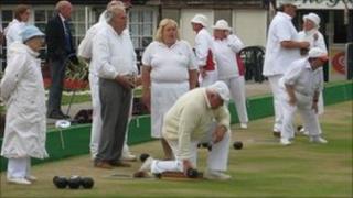 Lowestoft Blind Bowls Club