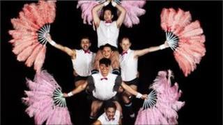 Briefs boys: Mali de Goey, Mark Willmill, Davy Sampford, Lachy Shelley, Natano Faanana and Fez Faanana