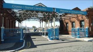 Llandudno station