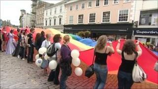 Gay Pride 2011, Truro